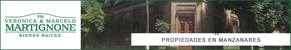 PROPIEDADES EN MANZANARES