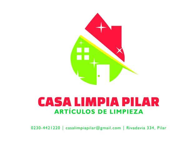 Logo Casa limpia Pilar Rivadavia 334, Pilar Centro,