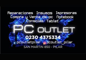 Logo PC outlet