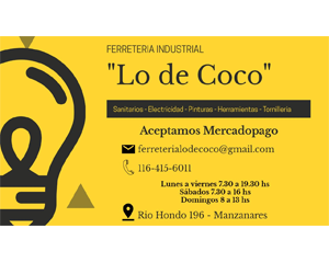 logo LO DE COCO