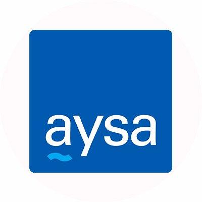 Logo Aysa