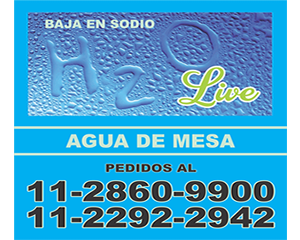 h2o live logo