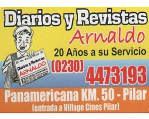 Diarios y revistas Arnaldo