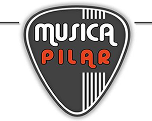 Logo musica Pilar