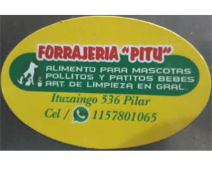 Forrajeria pitu logo