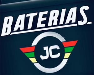 Baterias JC LOGO